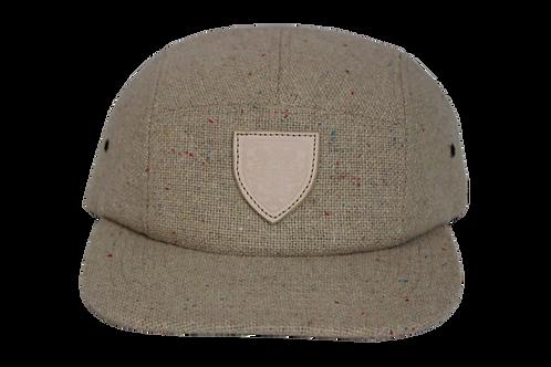 Creme Tweed Hat