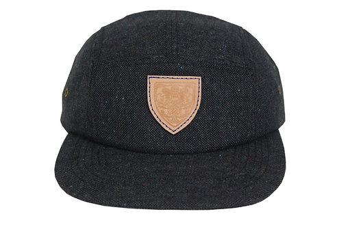 Blue Tweed Hat