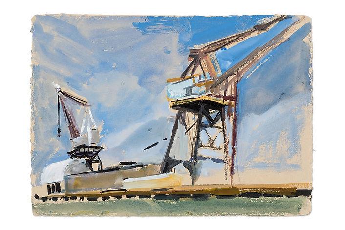 Cranes (III)