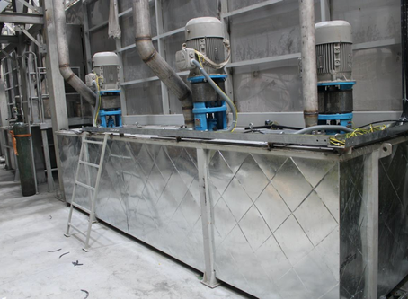 A better option of Vertical Submerged Pumps for Industrial Paint Shop Application