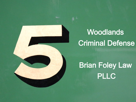Woodlands Criminal Defense Attorney - 5 mistakes people make when hiring a lawyer.