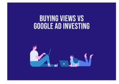 Buying views vs Google ad investing on IG Live