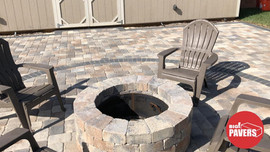 Fire pit Sierra color