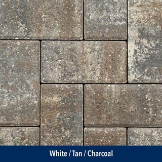 White Tan Charcoal