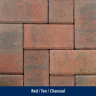 Red Tan Charcoal
