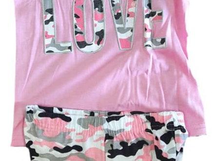 Pink Camy Love (kbw)