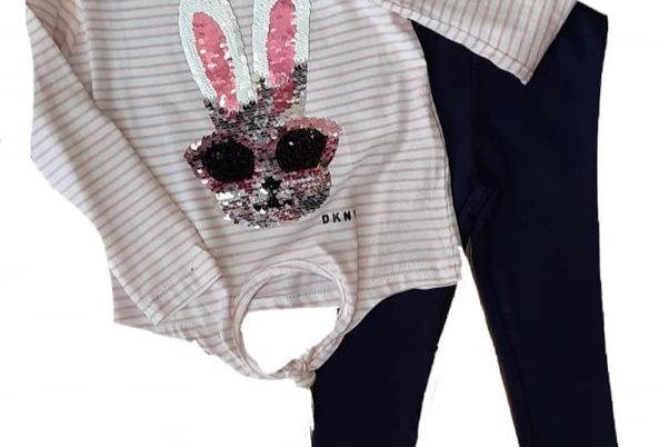 Shaded DKNY Bunny (kbw)