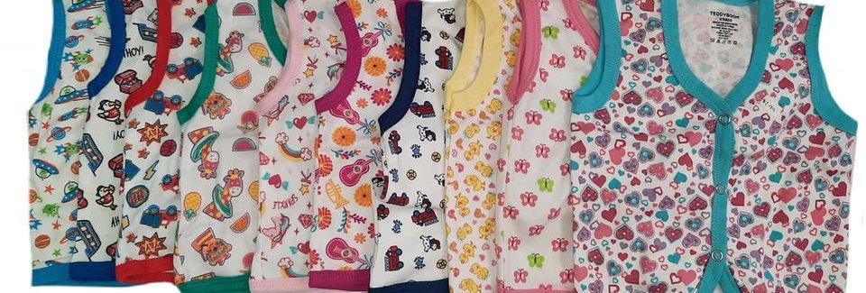 Baby Button Down Undershirts