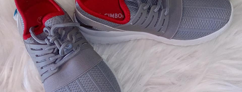 Grey Gimbo Sneakers