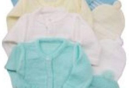 Baby Sweater Set (KBW)