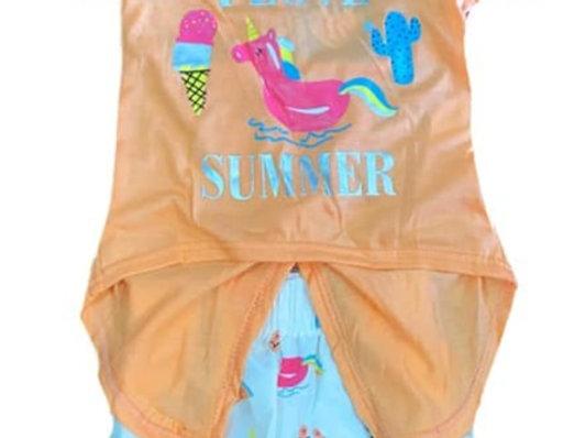 I Love Summer Peaches (kbw)