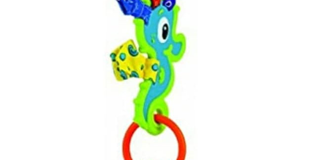 Nuby Under The Sea Seahorse Teether