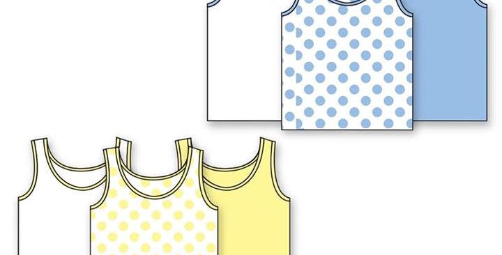 Newborn Undershirts