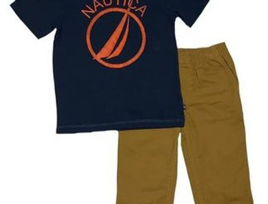 Hooded & Protected Nautica 2 Piece Set