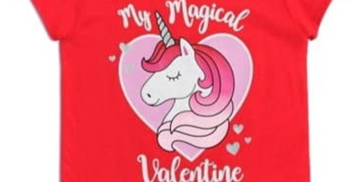 My Magical Valentine T-Shirt (kbw)