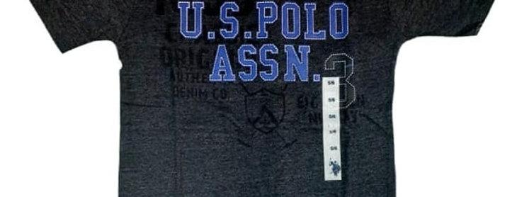 Grey Polo Assn. T-Shirt (kbw)