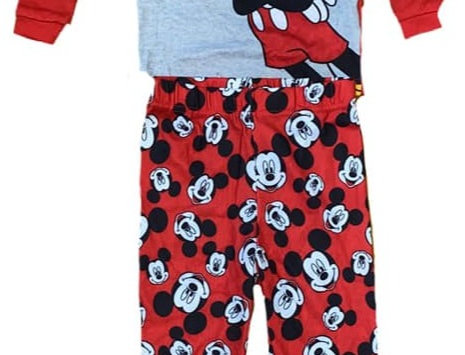 Mickey Mouse House Pajamas
