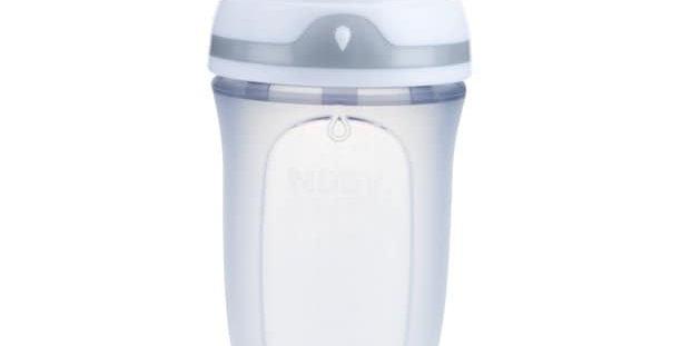 8 oz Silicone Soft Comfort Bottle