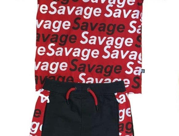 Hot Savage