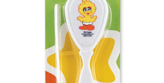 Sesame Street Comb and Brush Set