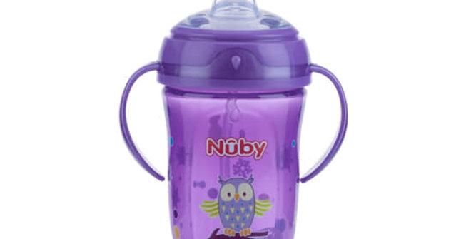 9oz Nuby Comfort Trainer Cup