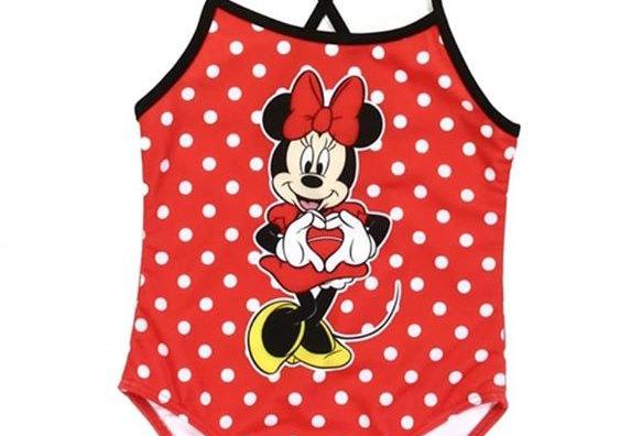 Polka Dot Minnie Swimsuit (KBW)