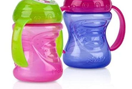 Nuby Sippee Cups w/ Soft Flex Spout