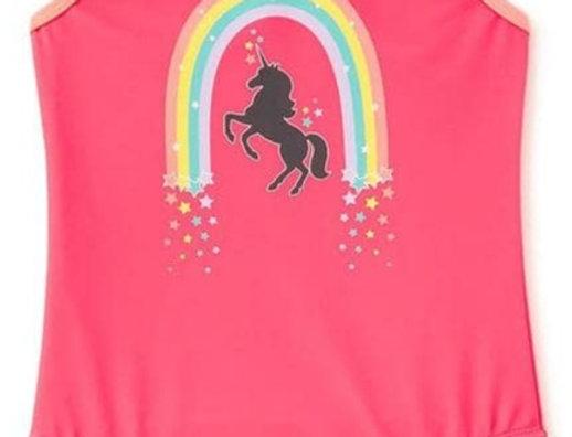 Rainbow Unicorn Charms