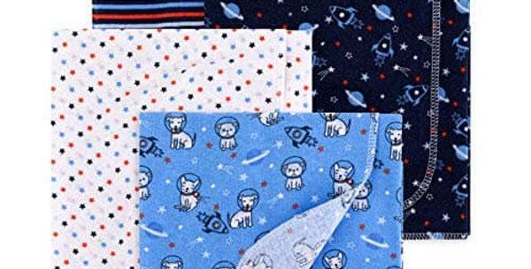 Space Jam Receiving Blankets