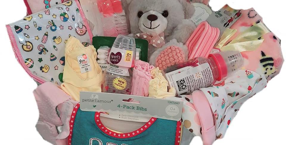 Bee Baby Bumble Gift Basket