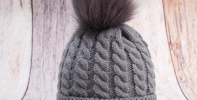 Pompom Cap