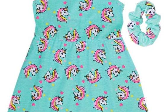 Never Extinct Unicorn Fantasy Dress (kbw)