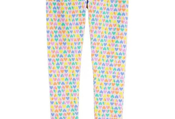 Hearts of Color Tights (KBW)