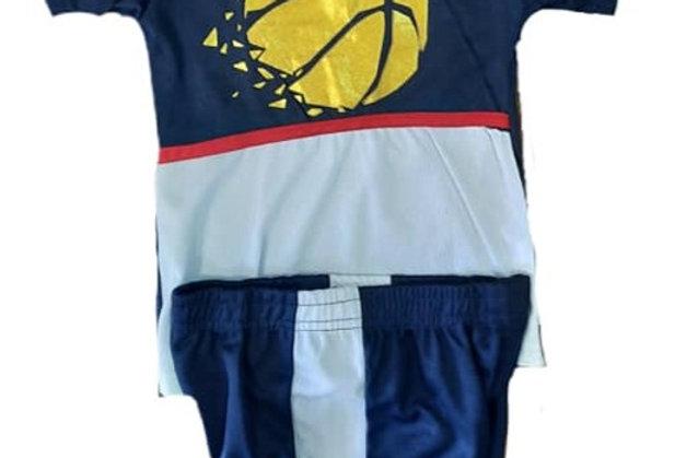 Gold Basket Ball (kbw)