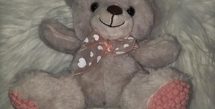 Mini Teddy Bear Gem