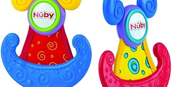 Nuby Elements Teething Toy