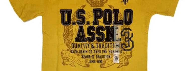 Yellow Polo (kbw)