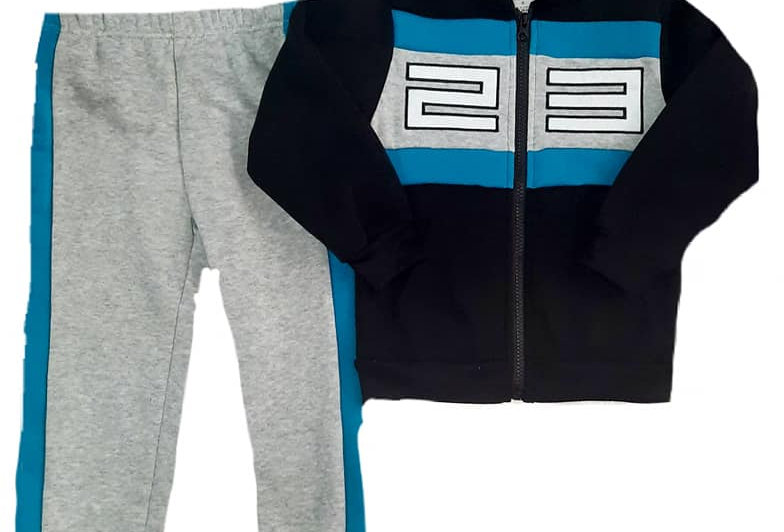Slope 23 Warm Up Suit (kbw)