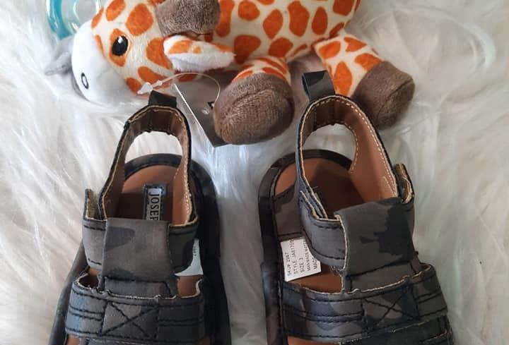 Camy Infant Boys Sandals