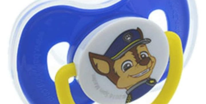 Paw Patrol Chase Pacifier