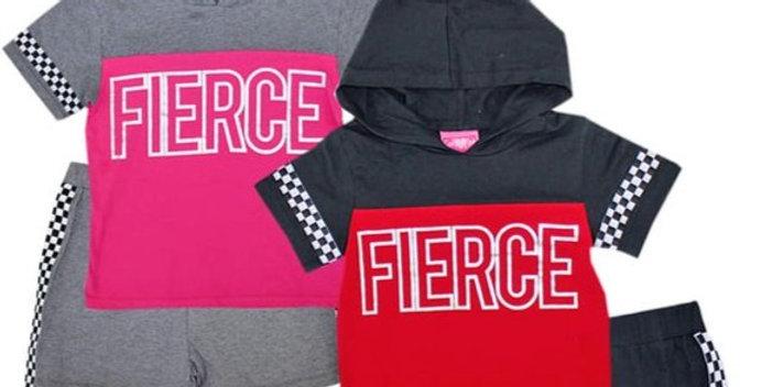 Hood & Fierce (kbw)