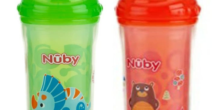 Pack of 2 Nuby Trainer Sipeez