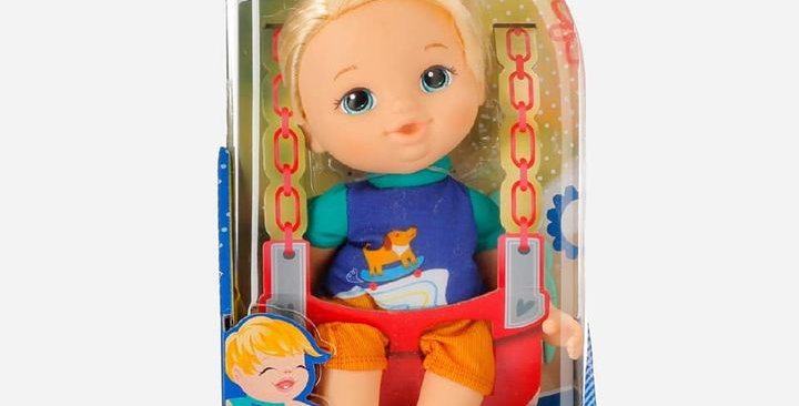 Littles By Baby Alive Doll