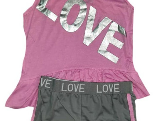 Pink Love with Love (kbw)