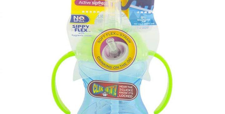 8oz Nuby Flex Straw Cup