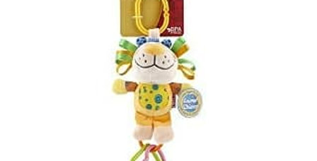 Nuby Animal Chimes Interactive Toy