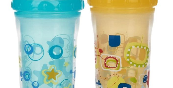 Nuby Insulated Toddler Sipeez