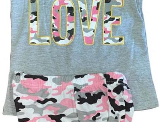 Grey Camy Love (kbw)