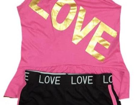 Fuschia Love with Love (kbw)