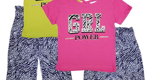 Girl Power To The World (kbw)